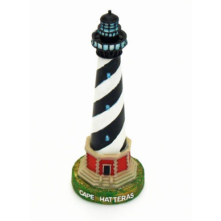 Cape Hatteras, North Carolina, Lighthouse, 6-3/4""