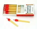 Matchstick Birthday Candles (12)