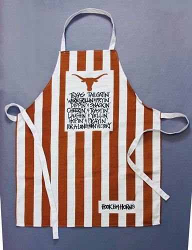 University of Texas Longhorns Apron