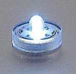 White Submersible LED Accent/Floral Light
