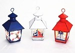 Nautical Lantern Tealight - 3 styles