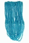 Teal Metallic Beads