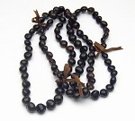 Hawaiian Kukui/Candle Nut Lei