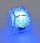 Blue LED Ice Cube