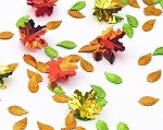 Fall Leaves Confetti - 3-Dimensional