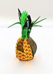 Metallic Pineapple Weight