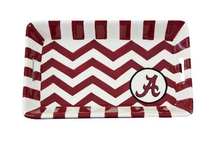 "8.5"" x 5.25"" University of Alabama Ceramic Mini Tray"