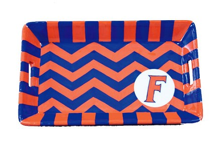 "8.5"" x 5.25"" University of Florida Ceramic Mini Tray"