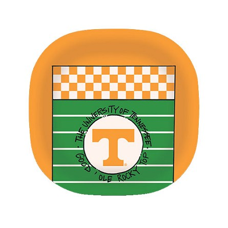"10"" University of Tennessee Melamine Plate"