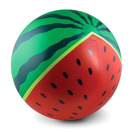 "Giant 20"" Watermelon Beach Ball"