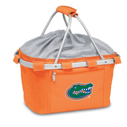Picnic Time Collapsible Florida Gators Picnic Basket