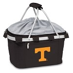 Insulated Collapsible Tennessee Vols Picnic Basket