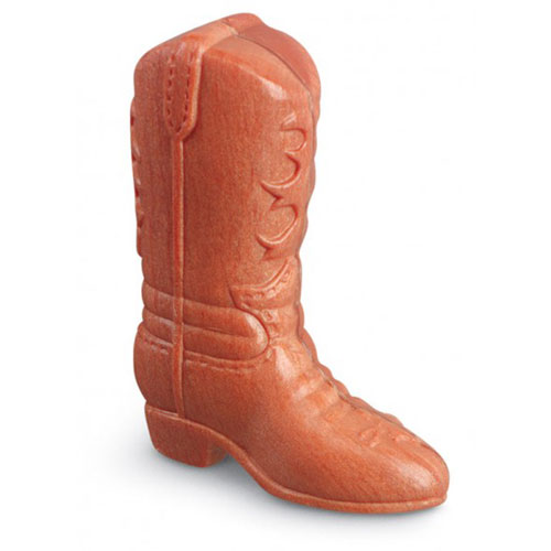 Cowboy Boot Shaped Soap