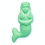 Mermaid Shaped Soap - 3 colors