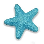 Starfish Shaped Soap (1) - Aqua or White