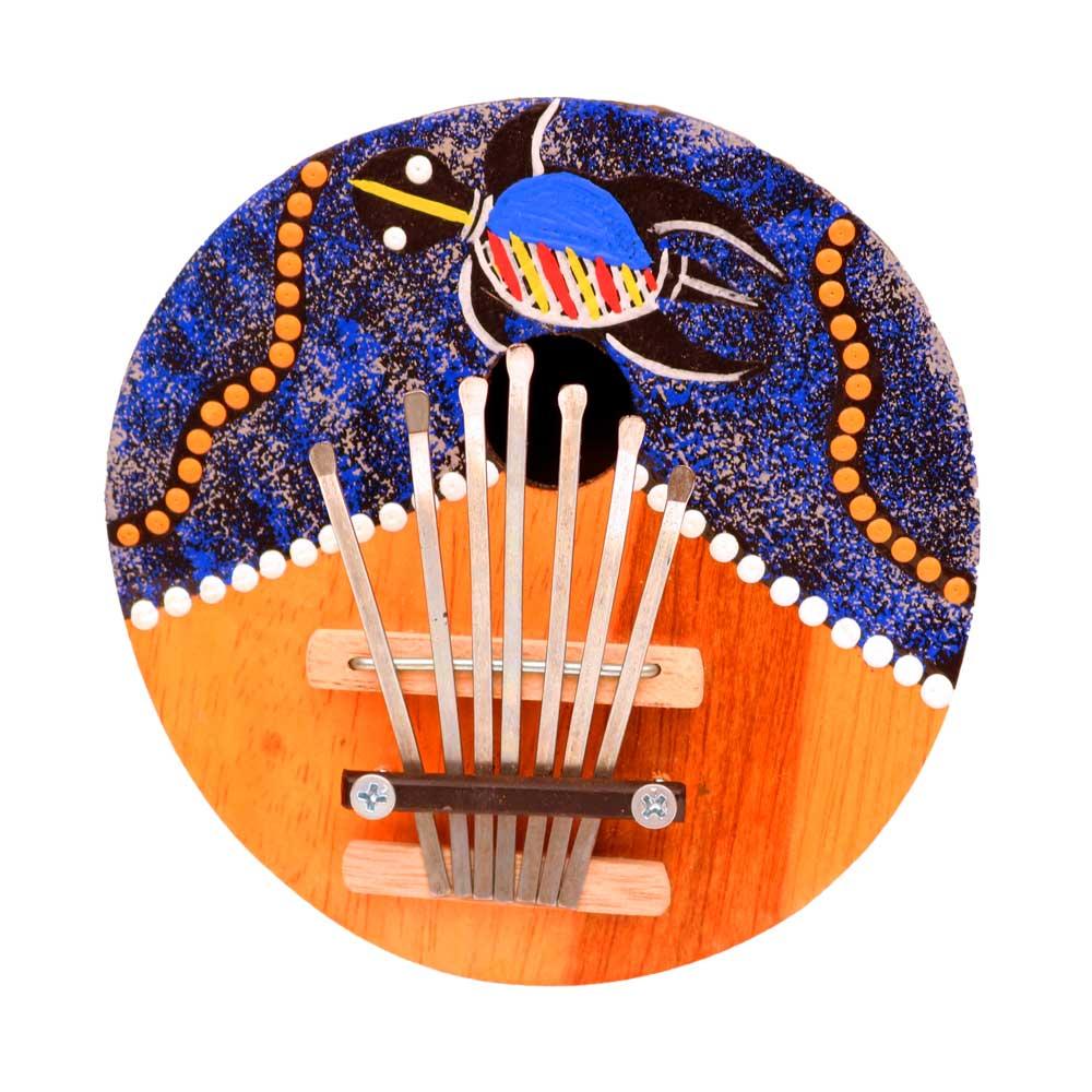 Handheld Coconut Kalimba Thumb Piano