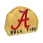 Alabama Roll Tide Collegiate Stone