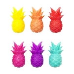 Pineapple Wine Charms & Drink Glass Markers (6) **CLEARANCE**