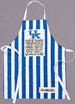 University of Kentucky Wildcats Apron