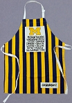 University of Michigan Wolverines Apron