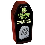 Zombie Brew Ghoulish Green Hot Chocolate