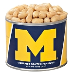 University of Michigan Wolverines Tailgating Peanuts