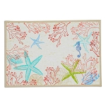 100% Cotton Marine Life Placemat