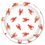 Crawfish Paper Plates (8) ** DISCONTINUED **
