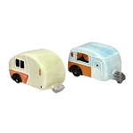Camper Travel Trailers Salt & Pepper Shakers