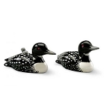 Loon Salt & Pepper Shakers