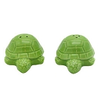 Ceramic Sea Turtles Salt & Pepper Shakers