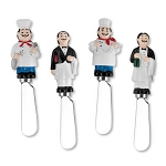 Chefs & Waiters Catering Handle Spreaders (4)