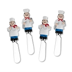 Cooking Chef Handle Spreaders (4)