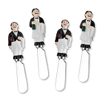 Waiter/Sommelier Handle Spreaders (4 assorted)