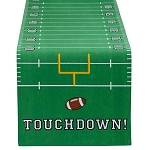 100% Cotton Football Field Table Runner