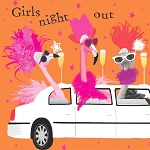 Girls' Night Out Beverage Napkins (20)