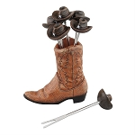 Cowboy Boot & Hats Party Fork Set (6)