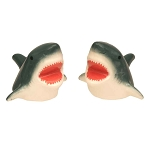 Shark Jaws Ceramic Salt & Pepper Shakers