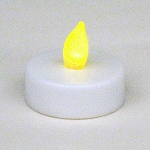 Flickering LED Flameless Tealight Candle **CLEARANCE**