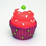 Colorful Cupcake Candle **CLEARANCE**