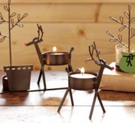 Christmas Tealight Holders