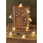 6' Honey Bee Battery-Operated LED String Lights