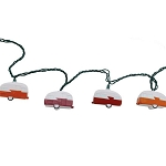 Retro Camper Travel Trailer String Lights
