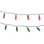 Shotgun Shell String Lights - 2 colors