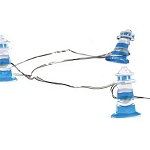 Mini Lighthouses Fairy Lights (30) - Battery Operated