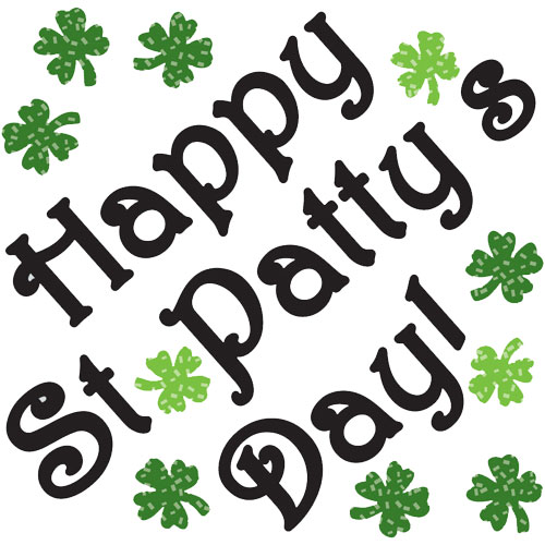 Happy St Patty S Day Window Gel Clings Gel Gems St