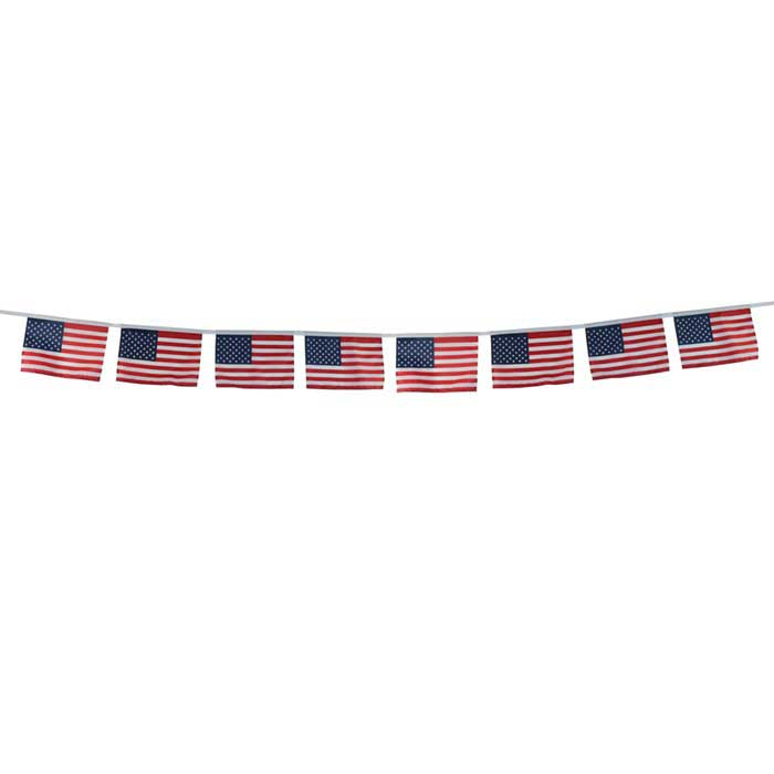 e47dbe74565a Add to My Lists. USA Stars   Stripes Mini Flags Banner