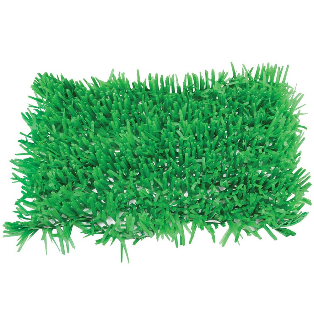 15 Quot X 30 Quot Green Tissue Grass Decoration Spring Amp Garden