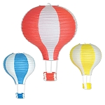 Hot Air Balloon Paper Lanterns (3)