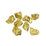 Plastic Shiny Gold Nuggets (8)
